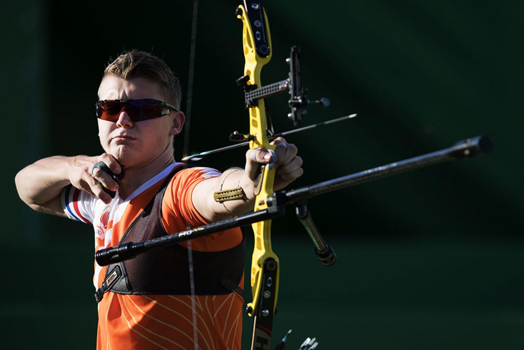 Sjef van den Berg brons Olympische Spelen Rio