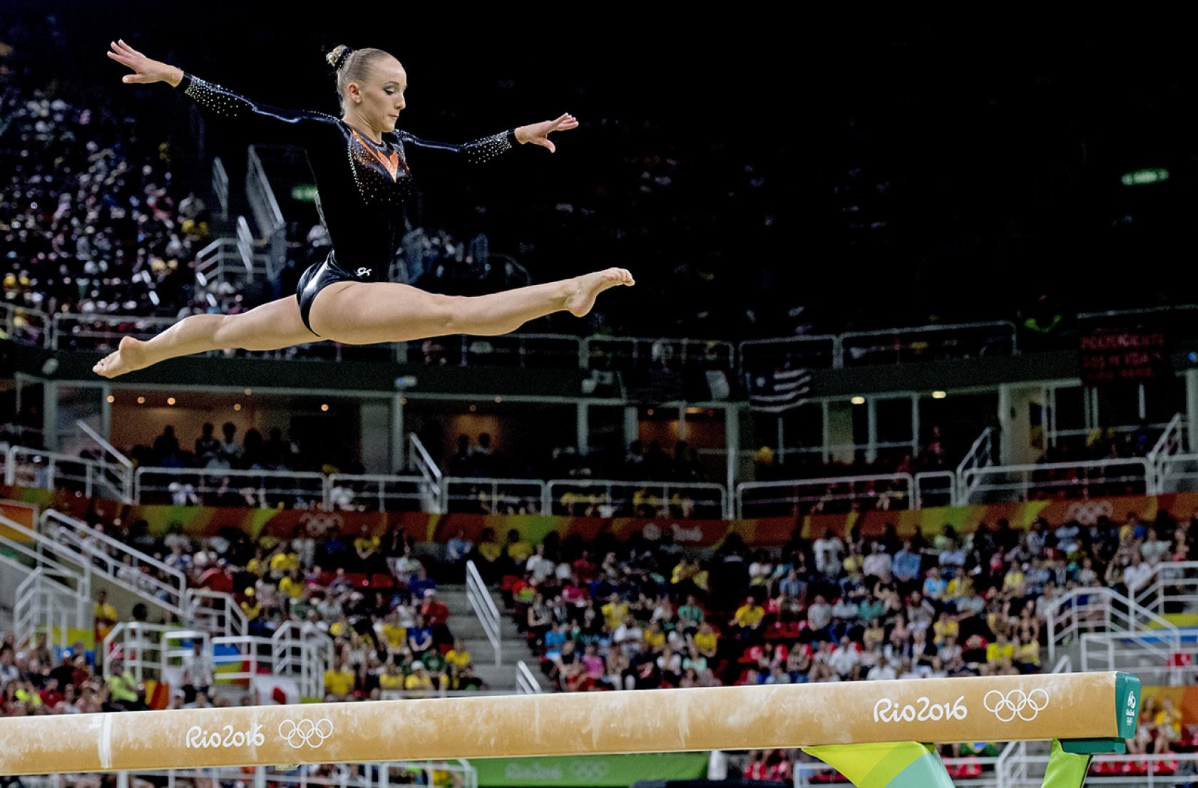 Sanne Wevers wint goud Olympische Spelen Rio