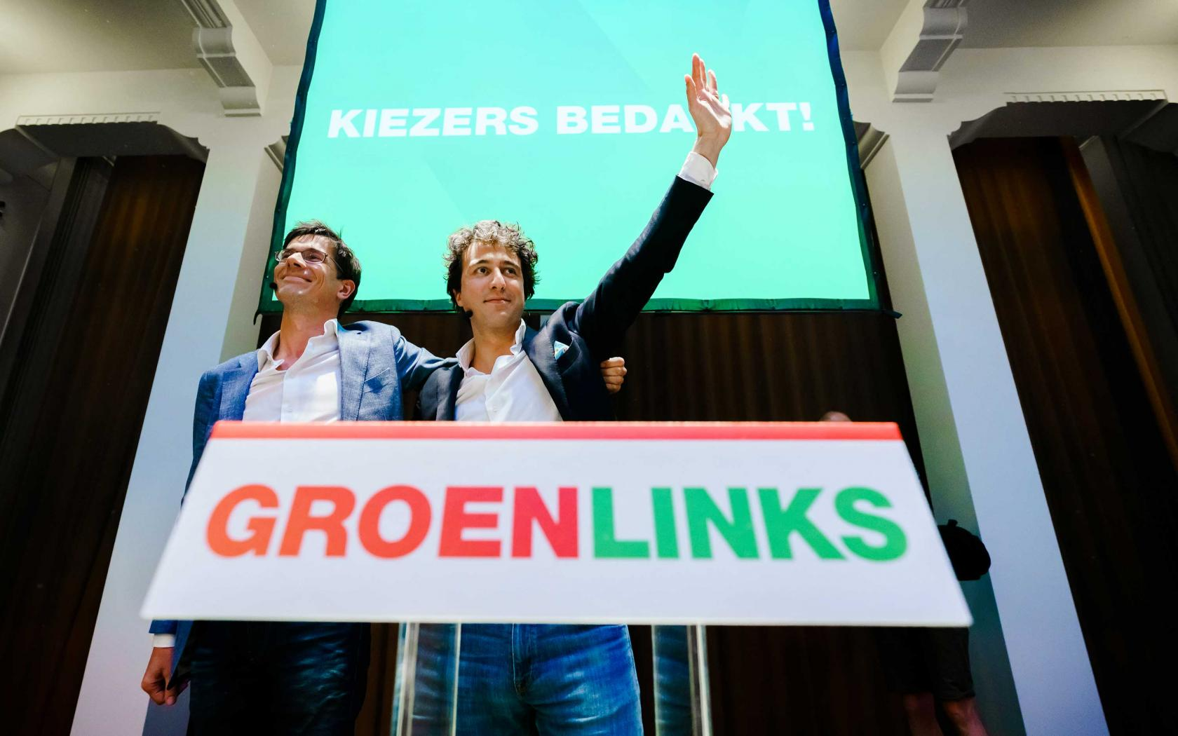 GroenLinks Jesse Klaver