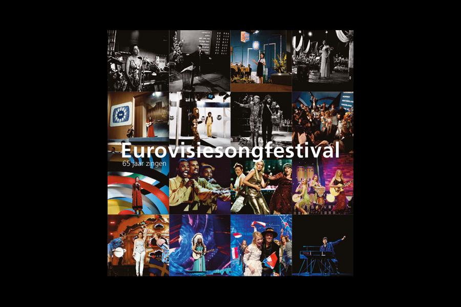 fotoboek songfestival anp