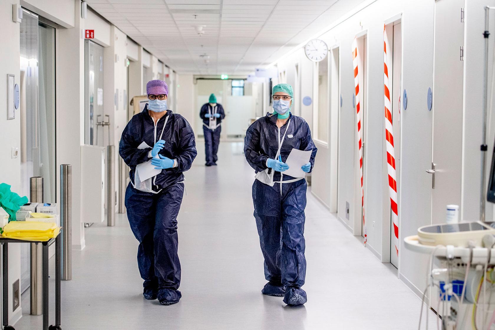 zorgmedewerker intensive care