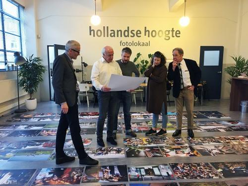 De jury van de Jos van Leeuwen Fotoprijs