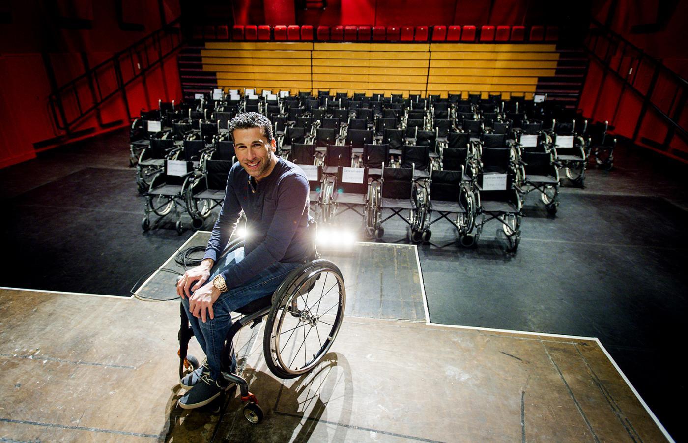 Marc de Hond theatershow
