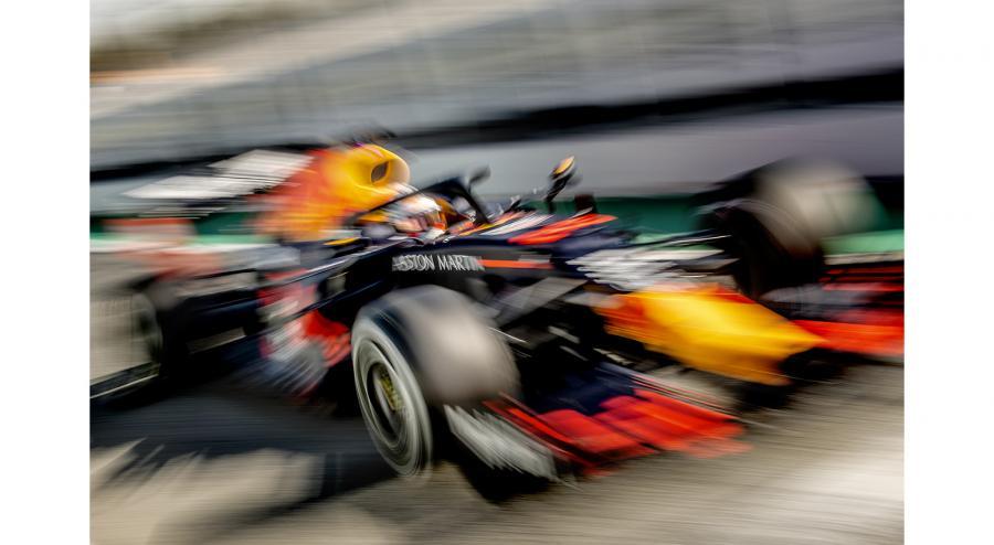 Andreas Terlaak Formule 1