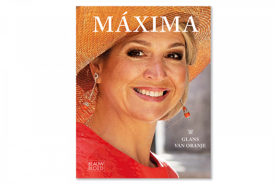 fotoboek maxima anp