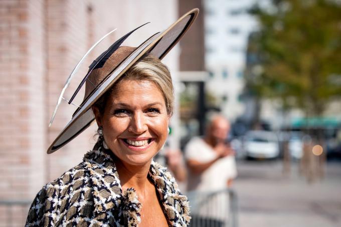 De 50e verjaardag van koningin Máxima op 17 mei 2021 is een van de (nieuws)momenten uit de inhaakagenda. ANP / Sem van der Wal