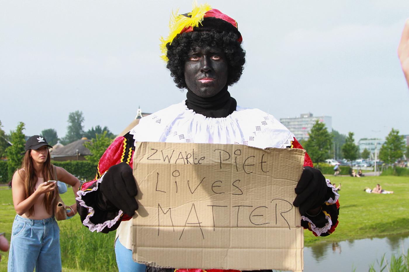 Zwarte Piet VI